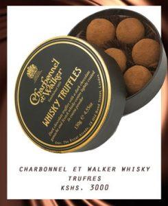Whisky-Truffles